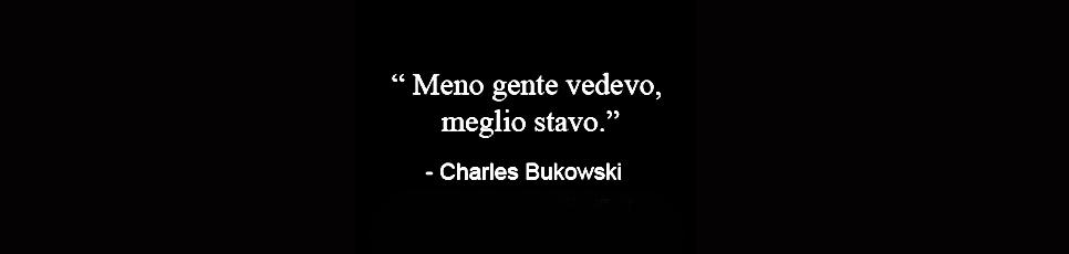 I Migliori Libri Di Bukowski
